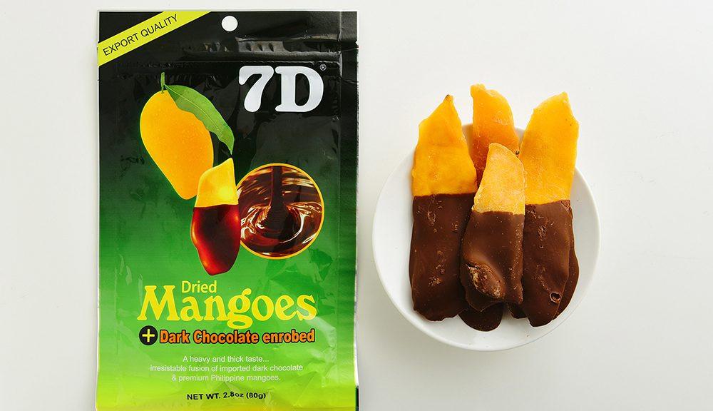 Mango-chocolate