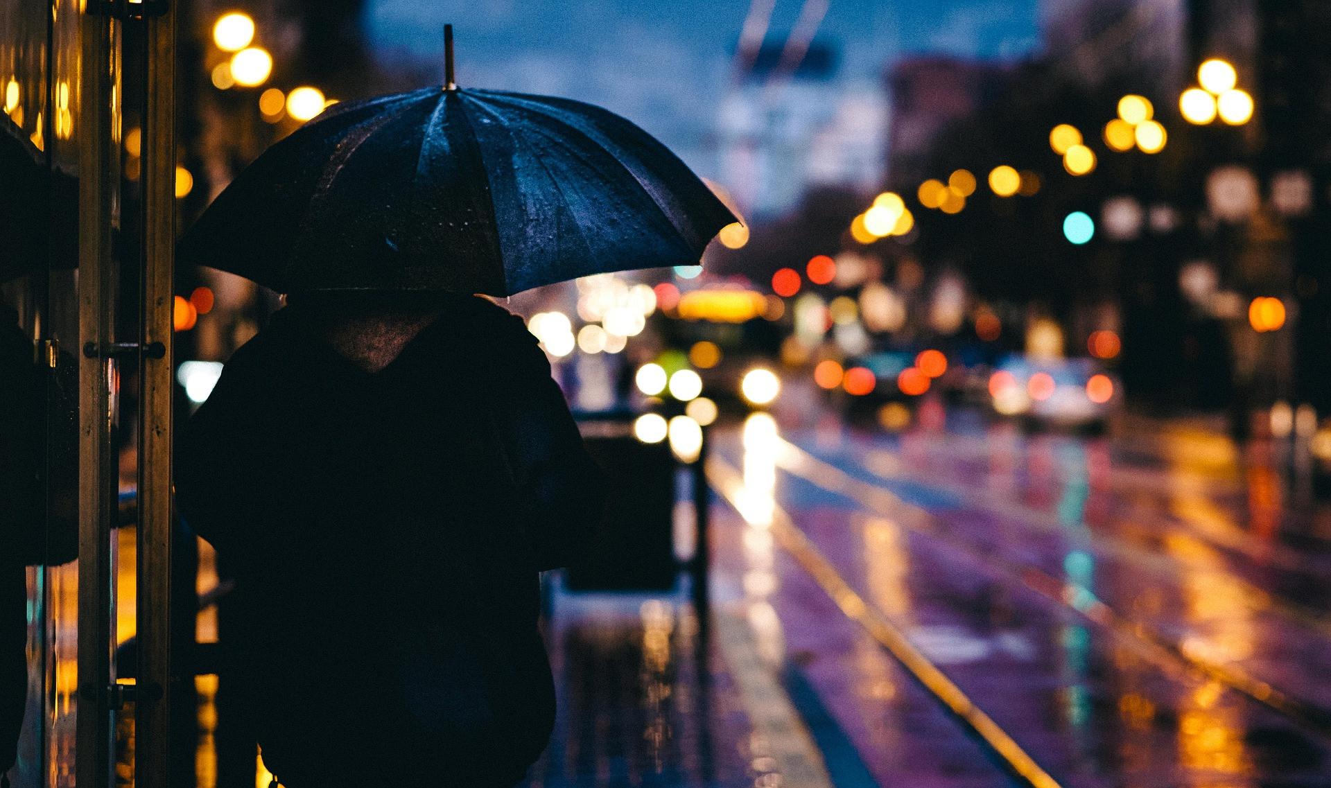 下雨潮濕英文怎麼說